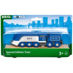 Brio juna 2021 erikoisjuna 33642
