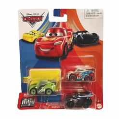 Cars Mini Racer auto 3 kpl