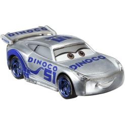 Cars auto Cruz Ramirez Dinoco harmaa