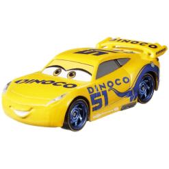 Cars auto Cruz Ramirez Dinoco