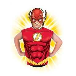 Flash liivi ja maski 3-6 v