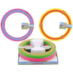 Frisbee rengas 25 cm erilaisia