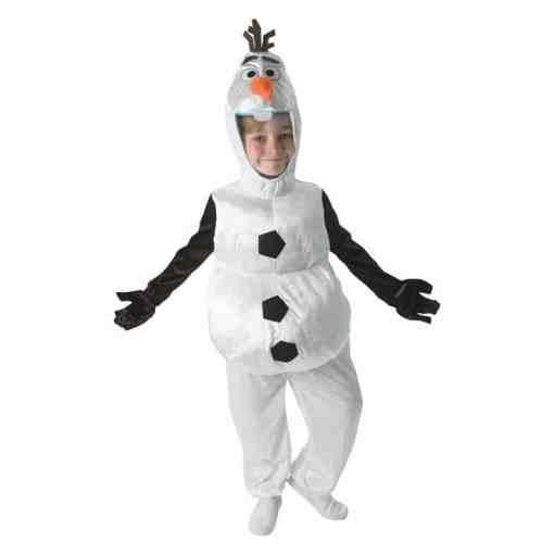 Frozen Olaf lumiukko asu 5-6 v