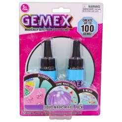 Gemex taikageeli 2 pulloa