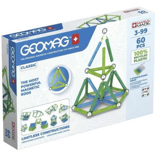 Geomag Classic 60 osaa Green Line