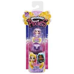 Hatchimals Pixies Mini erilaisia