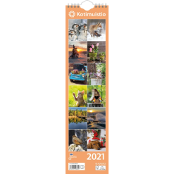 Kalenteri kotimuistio 2021