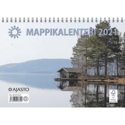 Kalenteri mappikalenteri 2021