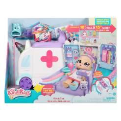Kindi Kids ambulanssi leikkisetti