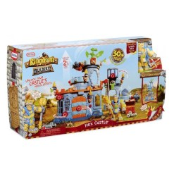 Kingdom Builders linna Hex Castle