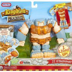 Kingdom Builders JJ O'Hammer