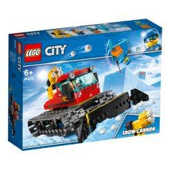 Lego City 60222 Lumikissa