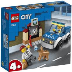 Lego City 60241 Poliisikoirayksikkö