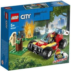 Lego City 60247 Metsäpalo