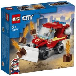 Lego City 60279 Palontorjunta-auto