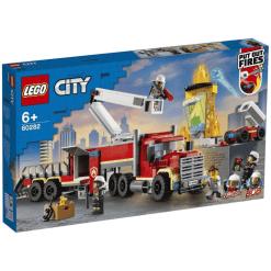Lego City 60282 Palokunnan sammutusyksikkö