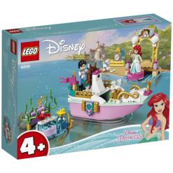 Lego Disney 43191 Arielin juhla-alus