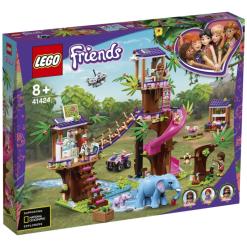 Lego Friends 41424 Pelastusoperaation viidakkotukikohta