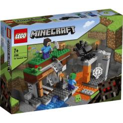 Lego Minecraft 21166 Hylätty kaivos