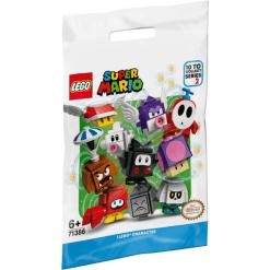 Lego Super Mario 71386 Hahmopakkaukset