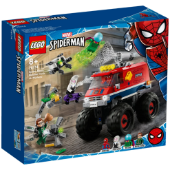 Lego Superheroes 76174 Spidermanin monsteriauto vastaan Mysterio