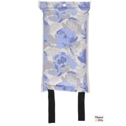 Sammutuspeite 120 x 180 cm pioni sininen