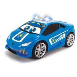 Poliisiauto Ir/C Dickie Happy