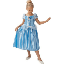 Prinsessa mekko Tuhkimo 3-4 v