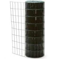 Puutarhaverkko M 1,20 x 25 m musta