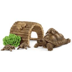 Schleich jättiläiskilpikonnan koti 42506