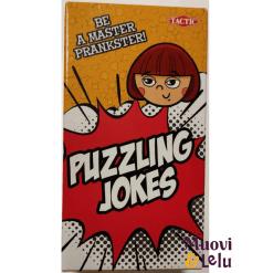 Top Pranks Puzzling Jokes