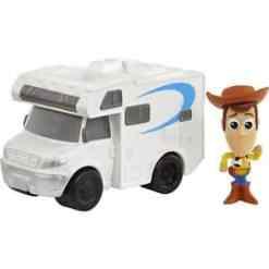 Toy Story 4 Mini Woody & asuntoauto