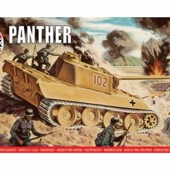 Airfix tankki Panther 1:76 A01302V