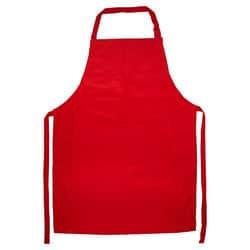 Essu 70 x 80 cm pvc punainen