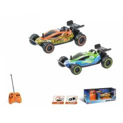 Hot Wheels R/C Micro Buggy oranssi tai vihreä