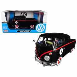 Volkswagen Type 2 Pick Up Hot Rod 1:24 +14