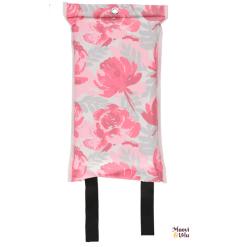 Sammutuspeite 120 x 180 cm pioni roosa