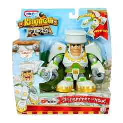 Kingdom Builders Sir Hammer of Head