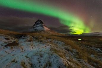 Kirkjufell-Aurora1