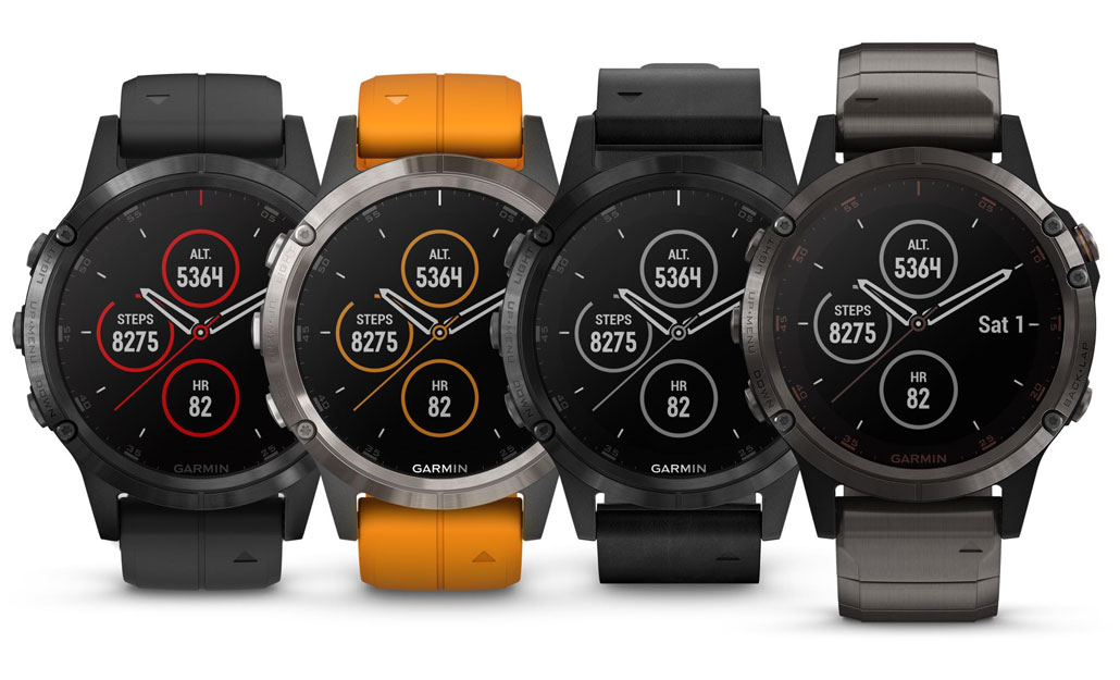 Garmin Fēnix 5 Plus | muppix net