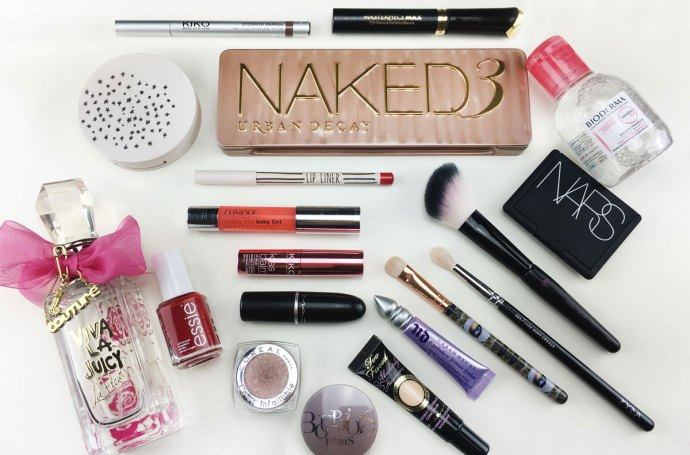Beauty Favoriten 2015 Titelbild