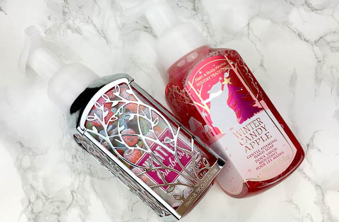 Bath and Body Works Haul Warschau Foaming Soaps