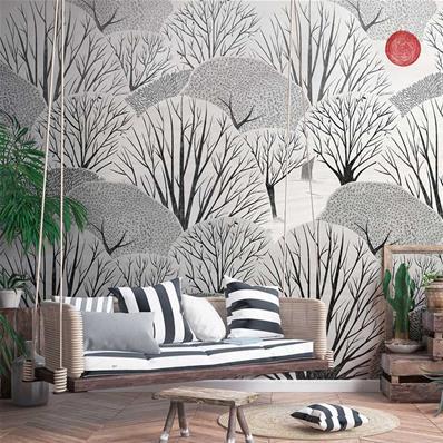 papier peint design haut de gamme ki