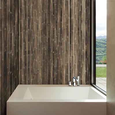 papier peint salle de bain bambou malaysia