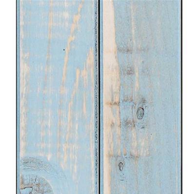 papier peint effet bois patine bleu malo 10m