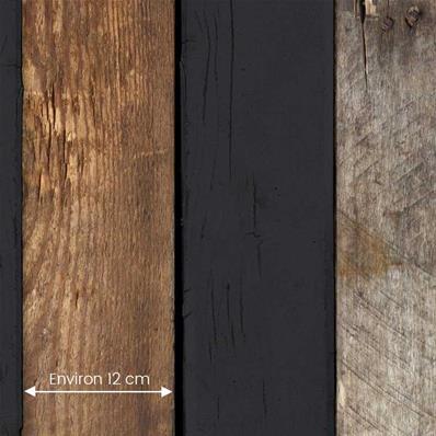 papier peint moderne lignes de bois celian 10 m