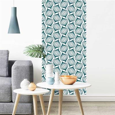 papier peint adhesif style scandinave nohan