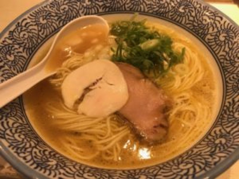 麺屋カモメ亭朝ラーメン