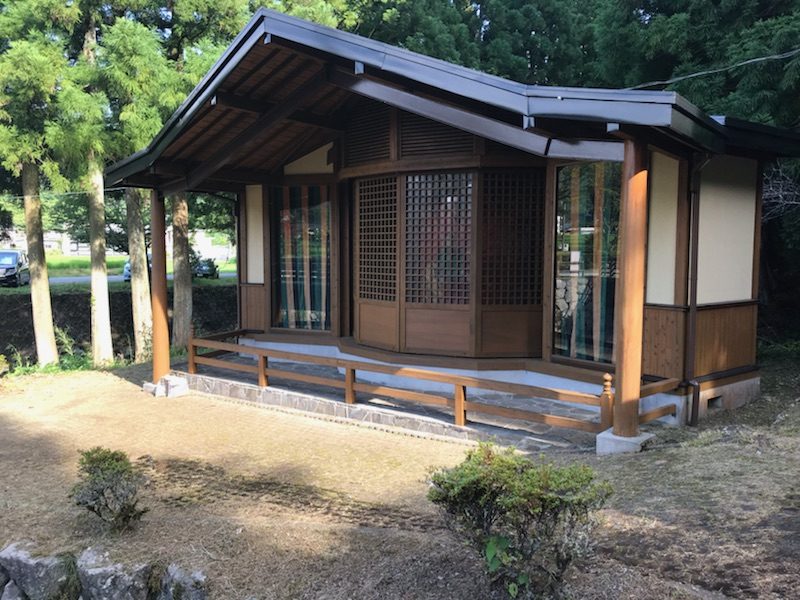 渋川つつじ公園親水広場