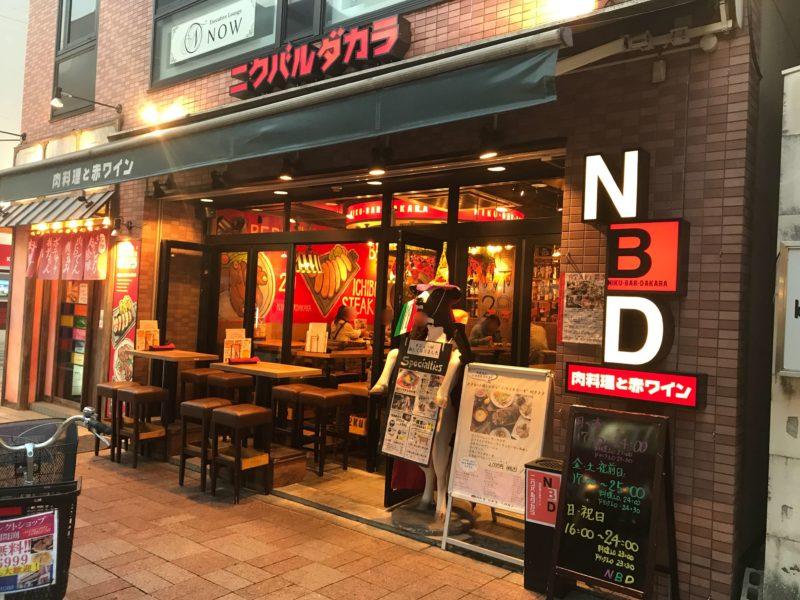 ニクバルダカラ浜松有楽街店